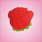 Plunger Style Rose Cookie Cutter