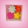 Plunger Style Spring Cookie Cutter Set