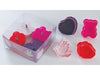 Plunger Style Valentines Day Cookie Cutter Set