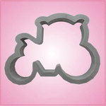 Princess Carriage Cookie Cutter
