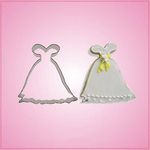 Princess Gown Dress Cookie Cutter