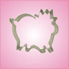 Princess Pig Cookie Cutter