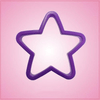Purple Star Cookie Cutter