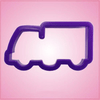 Purple Truck Cookie Cutter