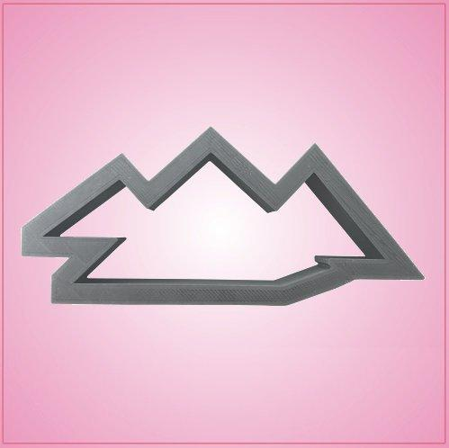 Pyramid Cookie Cutter