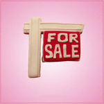 Realty Sign Cookie Cutter