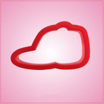 Red Baseball Cap Cookie Cutter