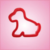Red Dog Cookie Cutter