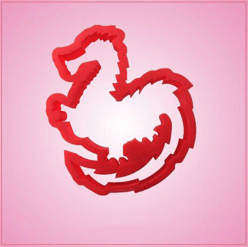 Red Dragon Cookie Cutter