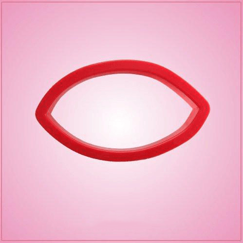 Red Football Cookie Cutter