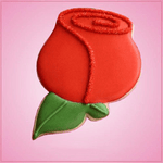 Red Rose Cookie Cutter