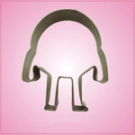 Round Monster Cookie Cutter