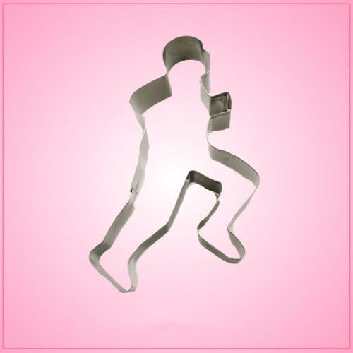 Runner Cookie Cutter