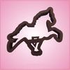 Running Horse Cookie Cutter