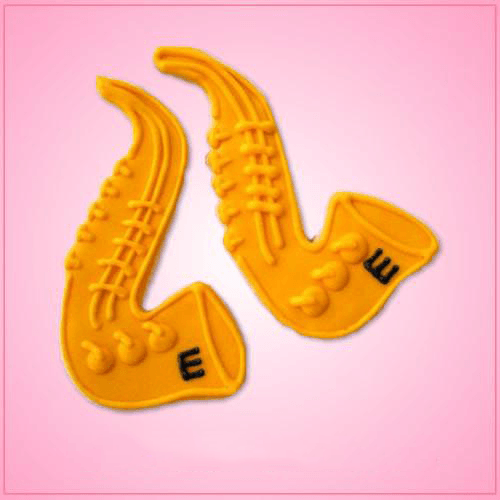 Saxophone Cookie Cutter