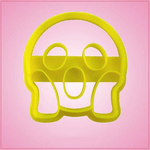 Scared Emoji Cookie Cutter