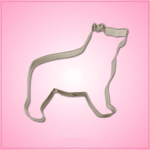 Schipperke Cookie Cutter