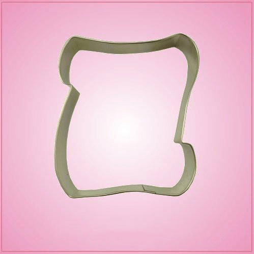 Scroll Cookie Cutter