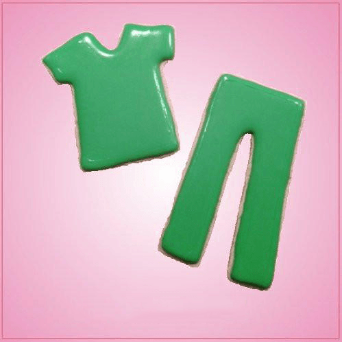 Scrub Cookie Cutter Set