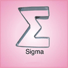 Sigma Cookie Cutter