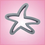Skinny Starfish Cookie Cutter
