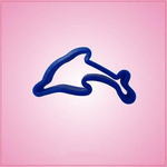 Small Blue Dolphin Cookie Cutter