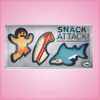 Snack Attack Cookie Cutter Set