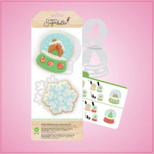 Snow Globe Cookie Cutter Set