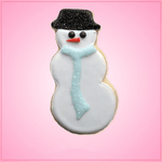Mini Snowman Cookie Cutter