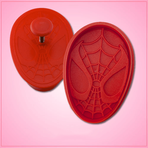 Marvel Spiderman Cookie Cutter