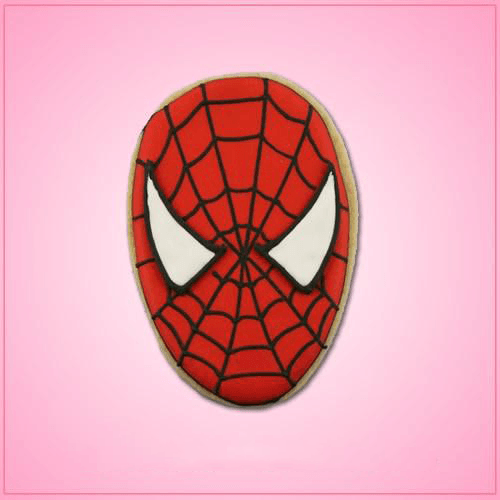 Spider Man Cookie Cutter
