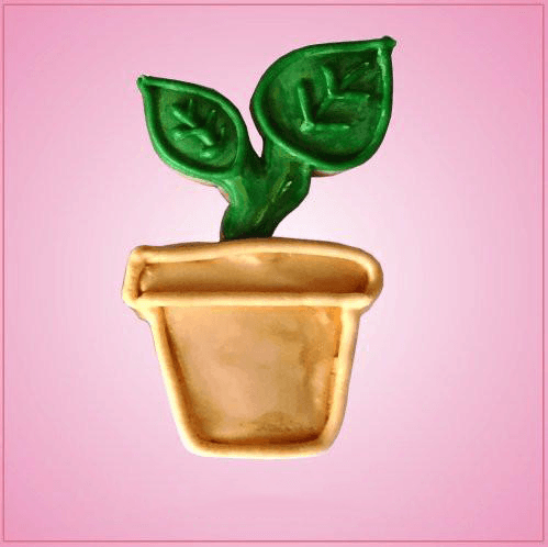 Sprout Cookie Cutter