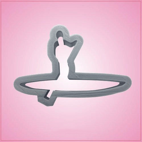 Stand Up Paddle Board Cookie Cutter