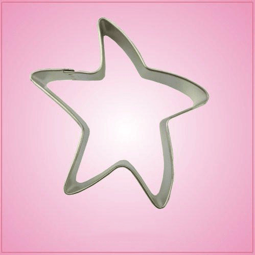 Star Folk Cookie Cutter