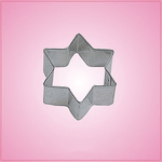 Mini Star of David Cookie Cutter