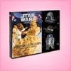 Star Wars Cookie Cutters with Cookbook