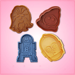 Droid Cookie Cutters
