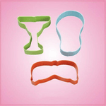 Summer Cookie Cutter Set