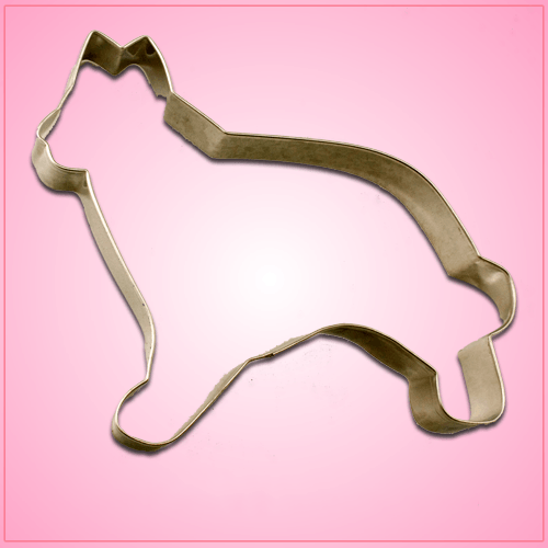 Swedish Dog Mudi Cookie Cutter