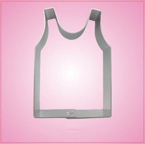 Tank Top Cookie Cutter