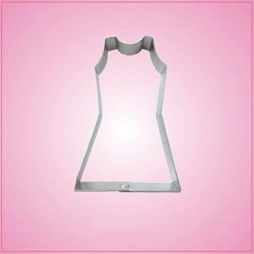 Tennis Dress Cookie Cutter