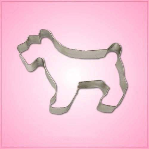 Terrier Cookie Cutter