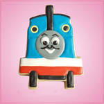 Forward Facing Train Engine Cookie Cutter