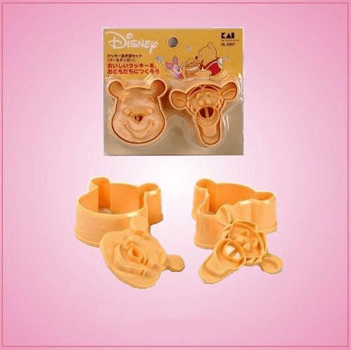 Tigger Cookie Cutter Set