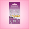 Tiny Baby Cookie Cutter Set