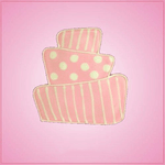 Topsy Turvy Cake Cookie Cutter