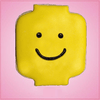 Toy Block Head Cookie Cutter