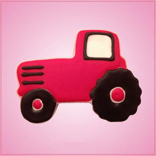 Tractor Cookie Cutter with Cab