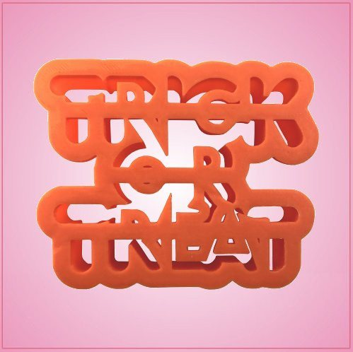 Trick Or Treat Cookie Cutter