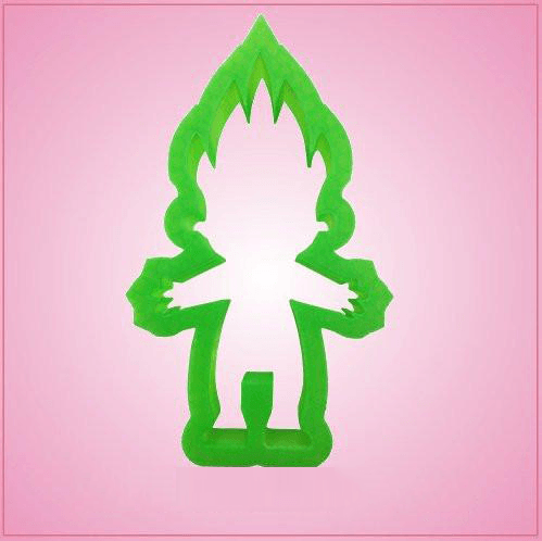 Troll Doll Cookie Cutter